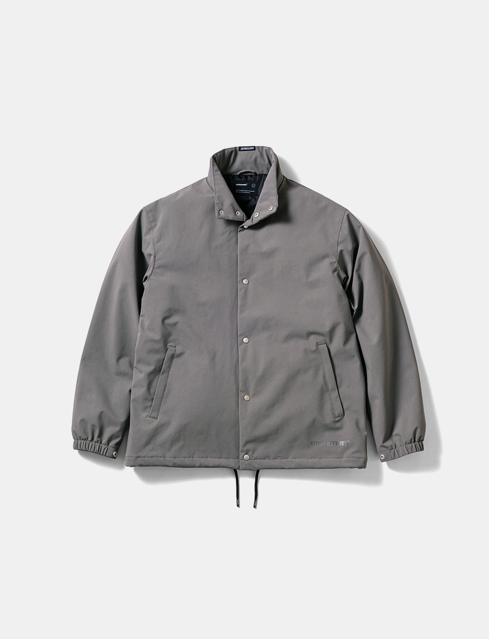 Raised Neck Jacket